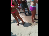 Geile Bikini Luder gefilmt