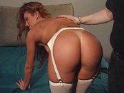 Spanking Befriedung vom BDSM Meister